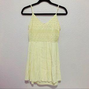 lace mini dress 👗